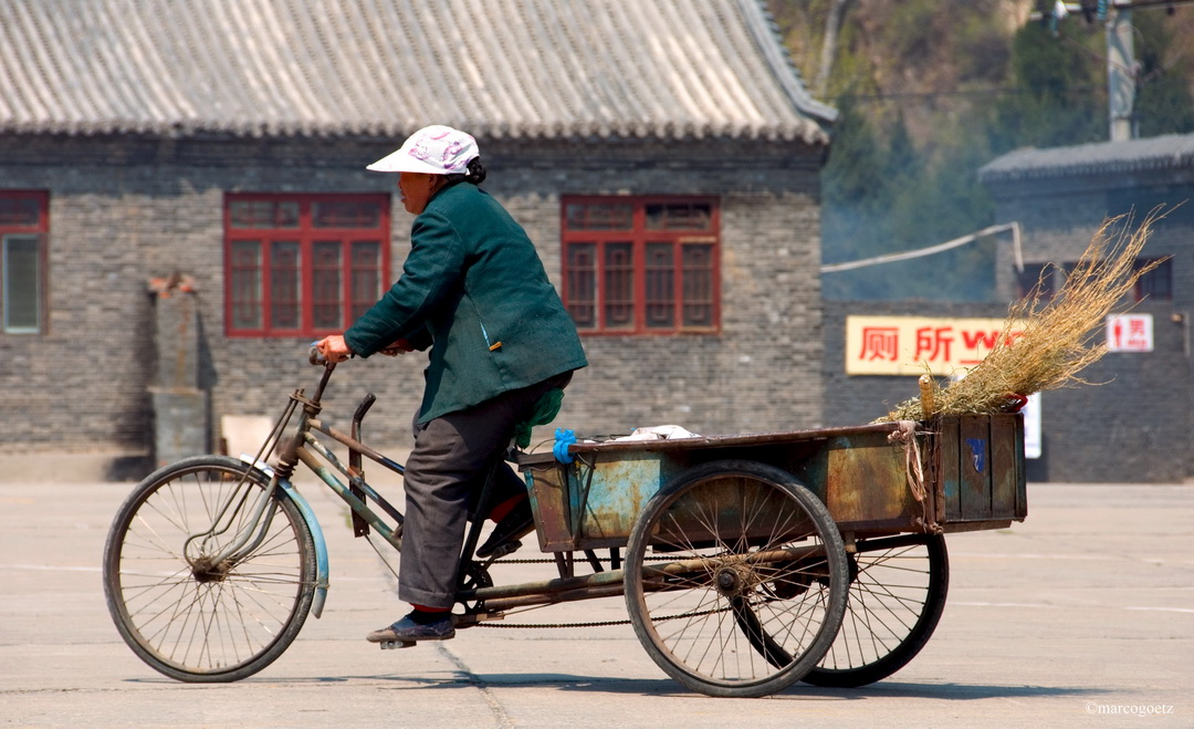 CHINESIN FAHRRAD HUANGYAGUAN CHINA