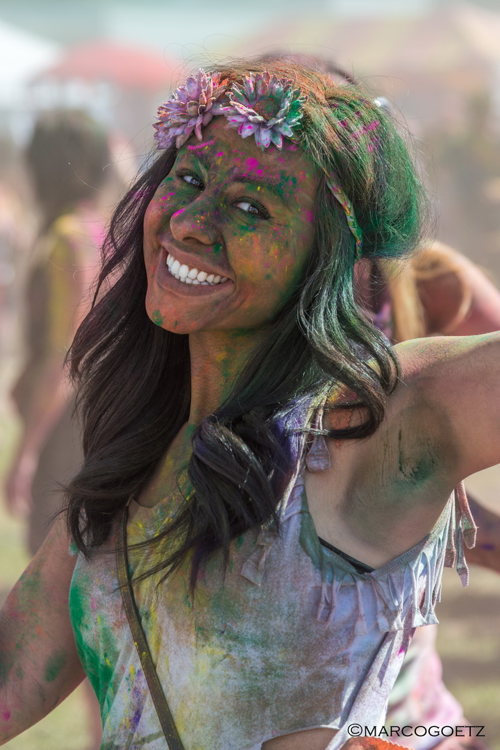 HOLI FESTIVAL OF COLORS LOS ANGELES USA