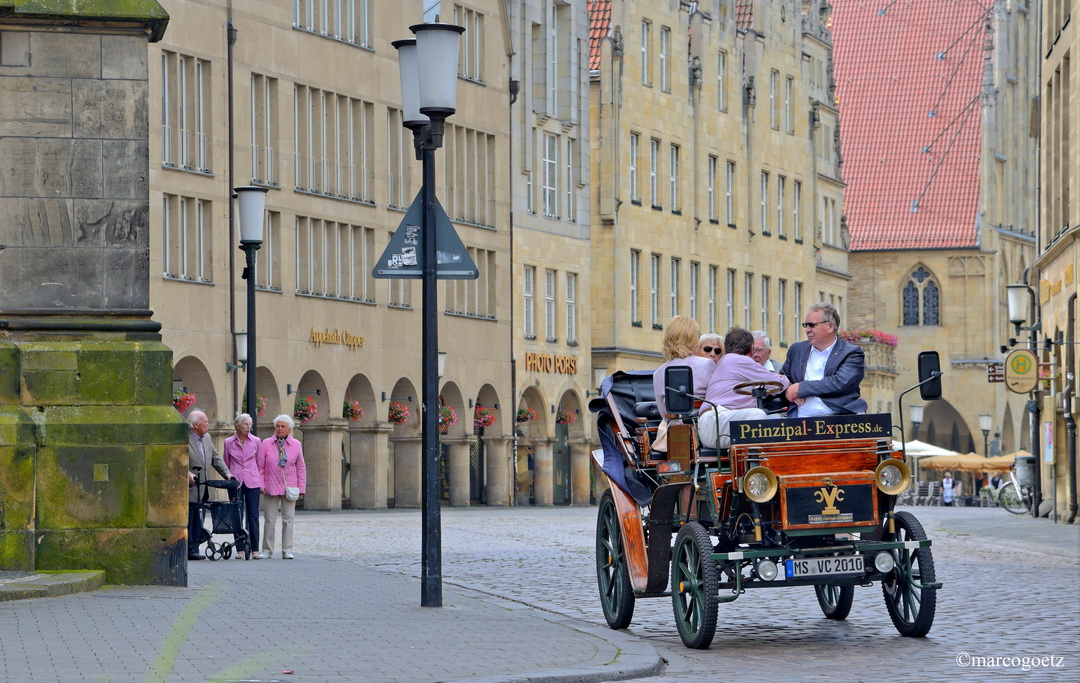 OLDTIMER MUENSTER GERMANY